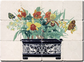 Orchid-Tile-Mural-290
